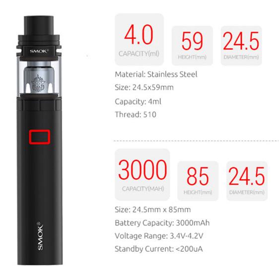 SMOK TFV8 X8 Kit