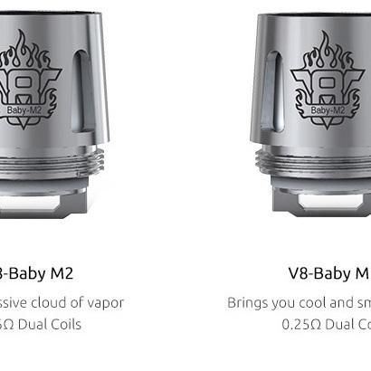 SMOK V8 Baby - M2 Coils
