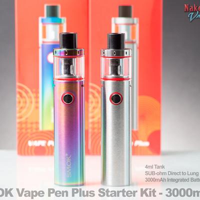 SMOK Vape Pen Plus Starter Kit - 3000mAh