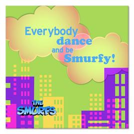 Smurfs - Small Napkin