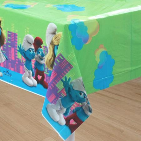 Smurfs - Table cover 137cm x 259cm