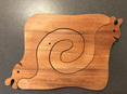 Snail Hot Plate Trivet