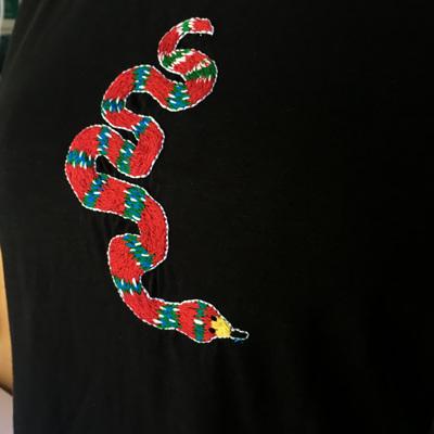 snake tshirt