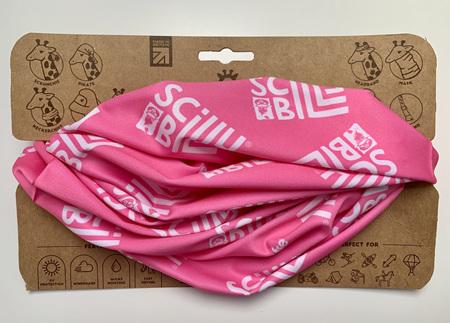 Snood Pink