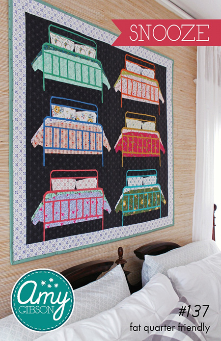 Snooze Quilt Pattern