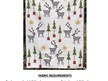 So This Is Christmas Quilt Pattern from Cotton Street Commons