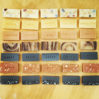 Soap Favours