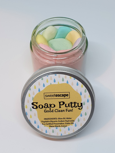 Soap Putty