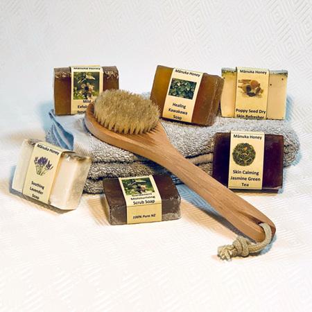 Soap - Rejuvenating Ginger & Lemongrass