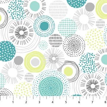 Soho - Circles White