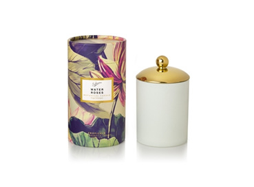 SOHUM ECO CANDLE- WATER ROSES