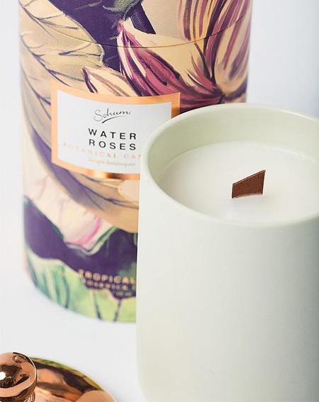 Sohum Eco Cedarwick Candle
