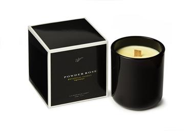 Sohum Grandiflora Eco Cedarwick Candle
