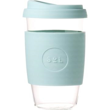 SoL Coffee Cup - Cool Cyan