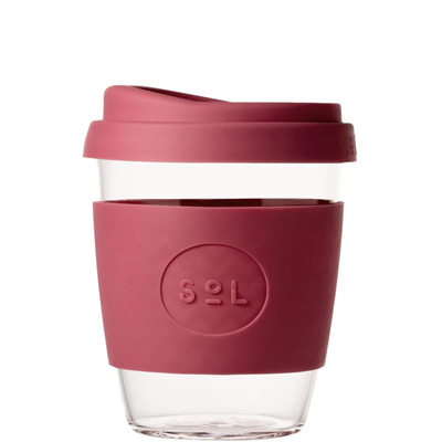 Sol Cup 12oz Radiant Rose