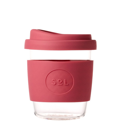 Sol Cup 8oz Radiant Rose