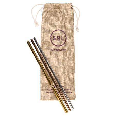 Sol -  Straw Kit
