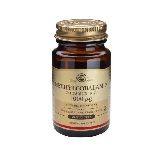 Solgar B12 - Methylcobalamin - 30s