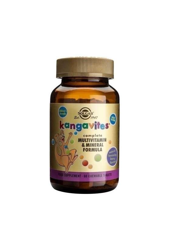 Solgar Kangavites Kids Vitamins