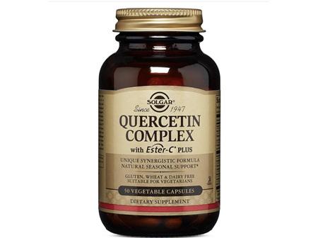 Solgar Quercetin Complex V 50