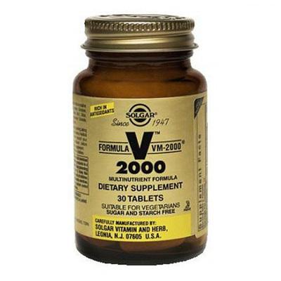 Solgar V2000 MultiVitamin