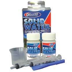 Solid water 90ml Kit