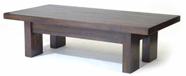 Gamekeeper Big Slab Top Coffee Table