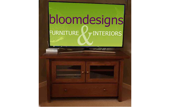 Solidwood Furniture Made to order New Zealand Lotus Tv Cabinet