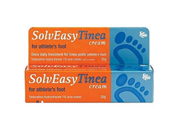 SolvEasy Tinea Cream 1% 30g