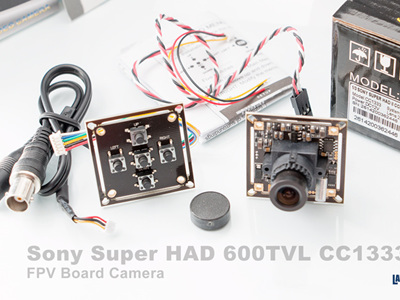 Sony Super HAD 600TVL CC1333