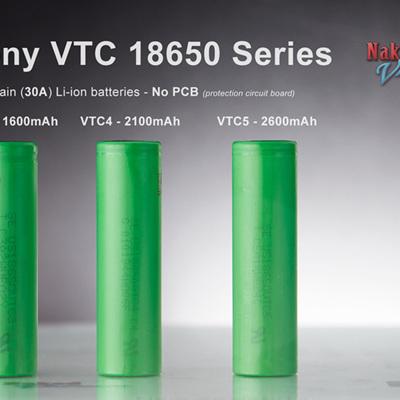 Sony VTC Series - 18650 - Li-ion