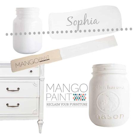 Sophia Mango Paint