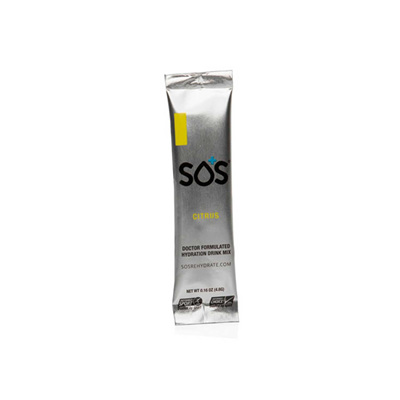 SOS Hydration drink mix