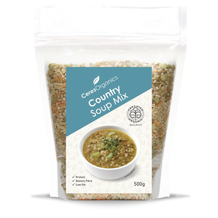 Soup Mix Country Organic - 500g
