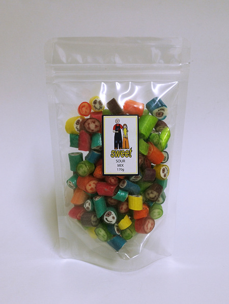 SOUR MIX BAG