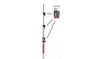 SOUTH NL35 Prism Pole
