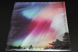 Southern Lights Cushion Cover