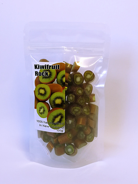 SOUVENIR KIWIFRUIT BAG