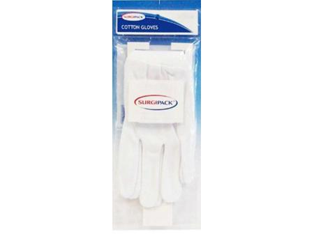 SP Gloves Cotton Reg H/Hands Med