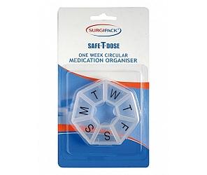 SP Medication Organiser Circ. 1wk