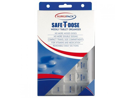 SP Safe-T-Dose Wkly Tab Org. Comp.