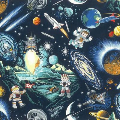 Space Odyssey Moon Landing