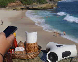 Spaced360 by Orbitsound portable bluetooth speaker from Totally Wired