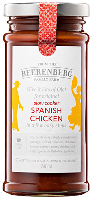 Spanish Chicken - 240ml