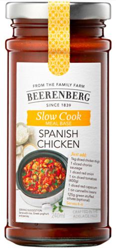Spanish Chicken Slow Cooker Sauce - 240ml