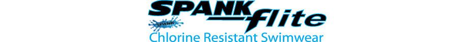 Spank Flite Chlorine Resistant Swim wear