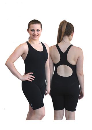 Spank Womens Aqua Suit
