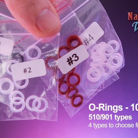 Spare O-Rings - 10 PACK