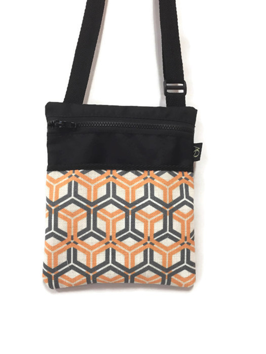 Sparkk fabric from Australia but made in NZ. A great handbag