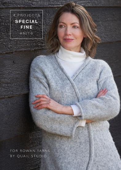 Special Fine Knits by Quail Studio